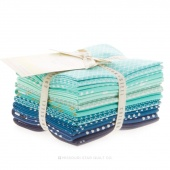 Cotton + Steel Basics Ocean Fat Quarter Bundle
