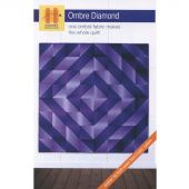 Ombre Diamond Pattern