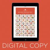 Digital Download - Broken Orange Peel Quilt Pattern by Missouri Star