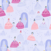Once Upon a Time - Grand Ball Lavender Yardage