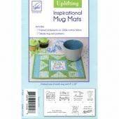 Uplifting Inspirational Mug Mats Pattern