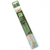 "Takumi Bamboo Single Point Knitting Needles 9"" Size 8 / 5mm"