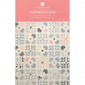 Cornerstone Quilt Pattern by MSQC