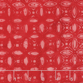 Calypso Batiks - Geometric Azalea Yardage