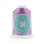 Missouri Star Polyester Thread 40 WT - Mild Purple