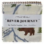 River Journey Mini Charm Pack
