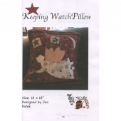 Keeping Watch Pillow Pattern