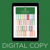 Digital Download - Every Which Way But Goose Quilt Pattern by Missouri Star