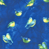 Deep Forest - Birds Royal Yardage
