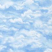 Novelty - Clouds Yardage