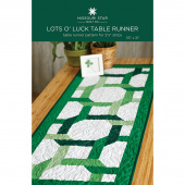Lots O' Luck Table Runner Pattern by Missouri Star