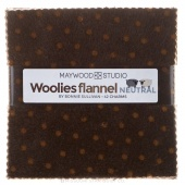 Woolies Flannel Neutral Charm Pack