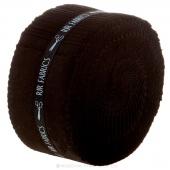Cotton Supreme Solids Black Pixie Strips