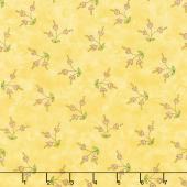 The Dress - Blossom Yellow Yardage
