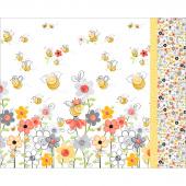 Sweet Bees Pillowcase Kit