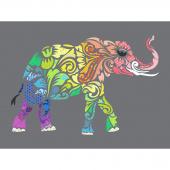 Tula's True Elephant Laser Cut Quilt Kit