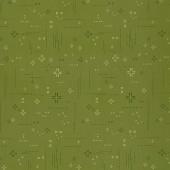 Decostitch - Elements Morning Moss Green Yardage