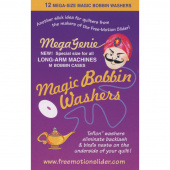 Mega Genie Magic Bobbin Washers