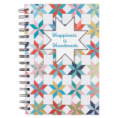 Jenny's Quilting Journal--Happiness is Handmade