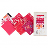 Color Master Fat Quarter Box - Pomegranate Tart Edition