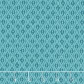 Voyage - Bomeo Turquoise Yardage