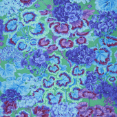 Kaffe Fassett Collective - Stash Gertrude Green Yardage