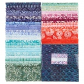 Latitude Batiks Layer Cake