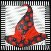 Artsi2™ Witch's Hat Quilt Board Kit