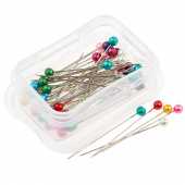 Dritz Long Pearlized Pins