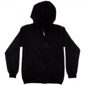 Missouri Star Bling Full Zip Hoodie - Black Small