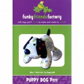 Puppy Dog Pete Funky Friends Factory Pattern