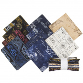 Wizarding World Fantastic Beasts Fat Quarter Bundle