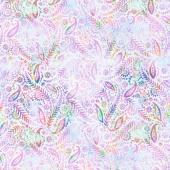 Floragraphix V - Paisley Lavender Yardage