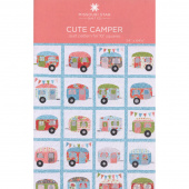 Cute Camper Quilt Pattern by Missouri Star