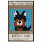 Yorkshire Terrier Precut Fused Appliqué Pack