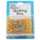 Quilting Pins Extra Long 250ct
