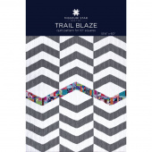 Trail Blaze Quilt Pattern by Missouri Star