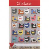 Chickens Pattern