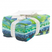 Artisan Batiks - Helsinki Jamaica Colorway Fat Quarter Bundle
