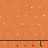 Autumn Love - Berries Orange Yardage