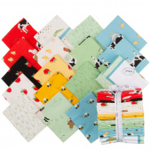 What do the Animals Say? Fat Quarter Bundle