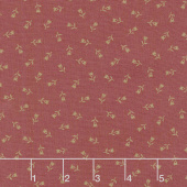 Flower Garden Gatherings - Fancy Tulip Posey Yardage