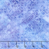 Artisan Batiks - Greenhouse 3 Diamond Grid Cornflower Yardage