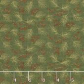 Winter Manor - Mini Pine Yardage