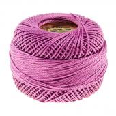 Presencia Perle Cotton Thread Size 8 Violet