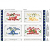 The Berry Best - Craft and Placemat Multi Panel