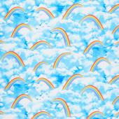 Novelty - Rainbow Multi Yardage