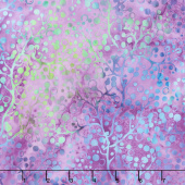 Jewel Box Batiks - Berries Jelly Yardage