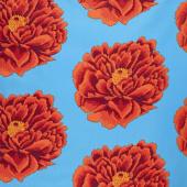 """Kaffe Fassett - Red Bloom 108"""" Wide Backing"""
