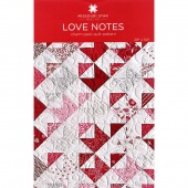 Love Notes Quilt Pattern by Missouri Star